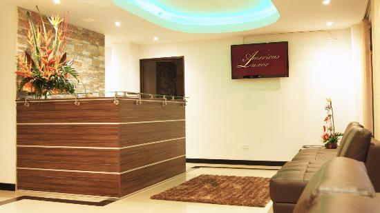 Foto de Hotel Americas Luxor