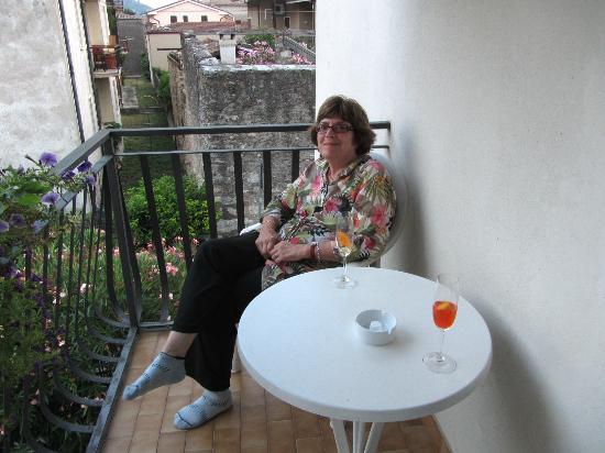 Hotel Garni Marina : Balcony