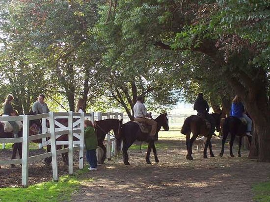 Touristic Argentinian Ranch Don Silvano