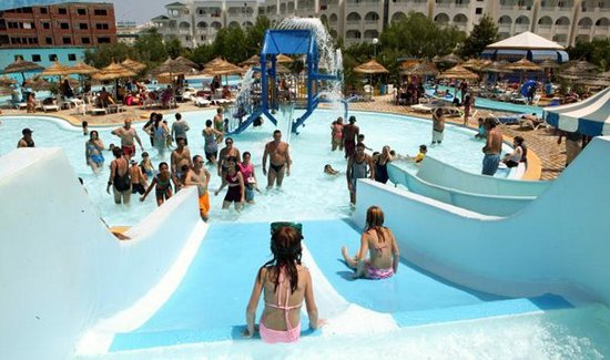 Acqua Palace Water Park : Baby Pool