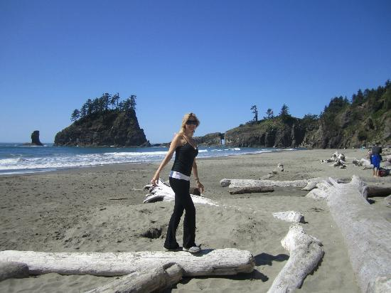 2nd beach again - Picture of Rialto Beach, Olympic ...