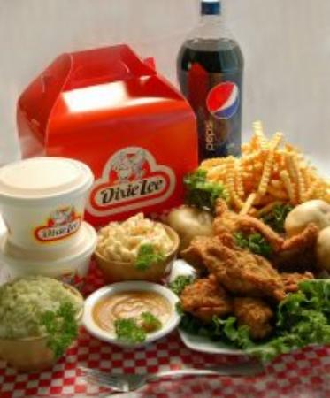 Dixie Lee Chicken & Seafood