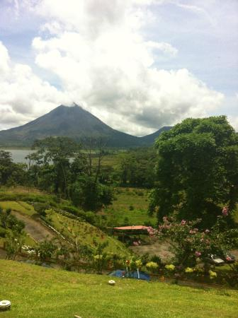 Arenal Vista Lodge: Awesome views!