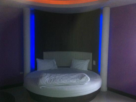 Ozone Resort Pranburi : My awesome bed