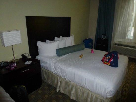 Best Western Plus Fort Lauderdale Airport South Inn & Suites: Cama