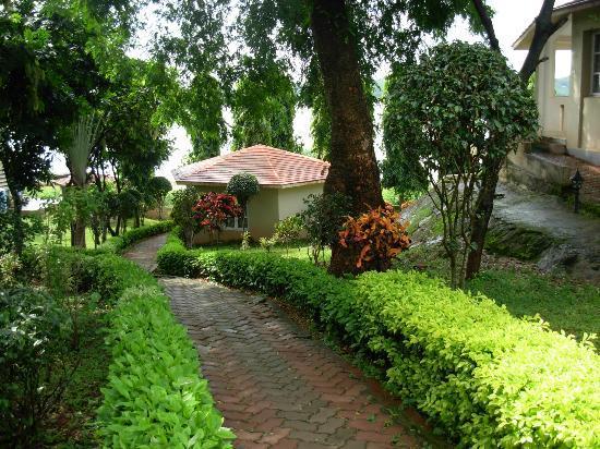Peerless Resort, Mukutmonipur: The cottage in which we stayed