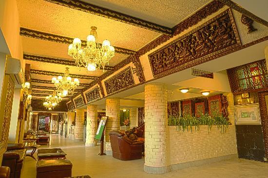 Hotel Shanker: Lobby