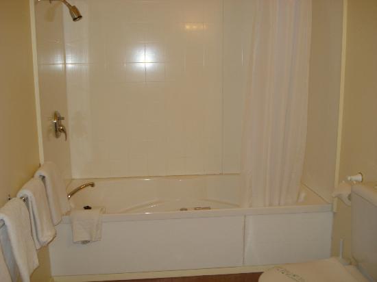 ذا بيكس موتور إن: Bathroom -spa bath