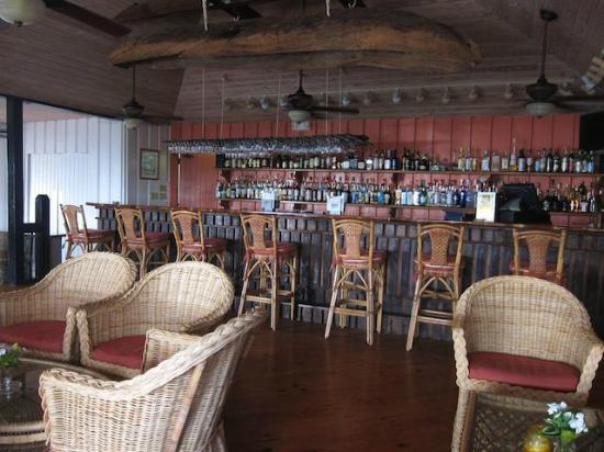 Stella Maris Resort Club: The bar