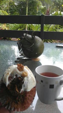 Boutique Bungalows: Delicous Afternoon Tea