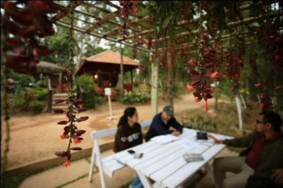 Outdoor Seating Bild Von Coffee Barn Cafe Chikmagalur Tripadvisor