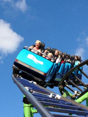 Wicksteed Park: Wickstead day out