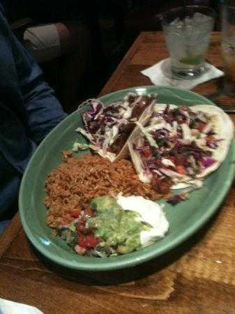 The Spotted Donkey Cantina : soft tacos