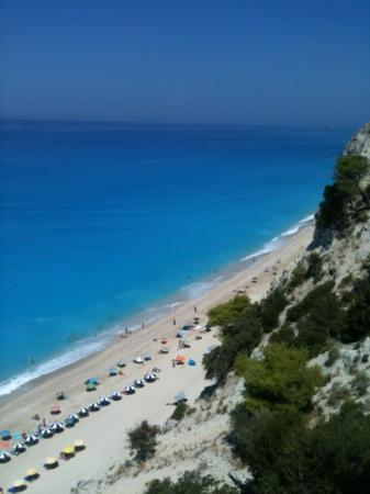 Playa Egremni: eggremni mid august