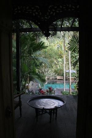 Villa Beji Indah: View from room