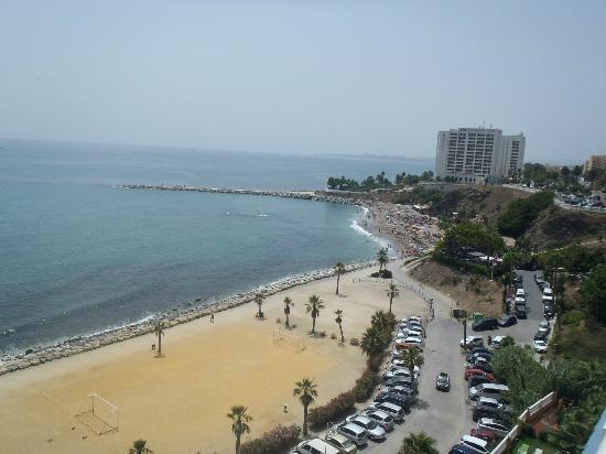 Vue sur mer - Picture of Hotel Best Benalmadena, Benalmadena - TripAdvisor