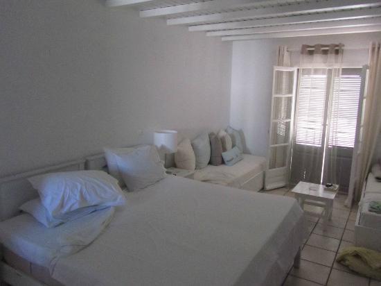 Minois Village: Bedroom