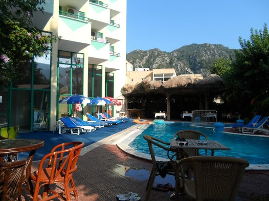 Hotel Siesta: hotel 