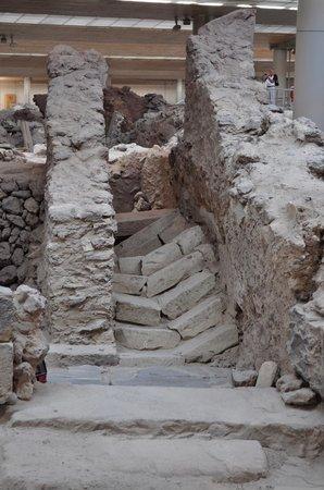 Akrotiri Archaeological Site : Ακρωτήρι 1