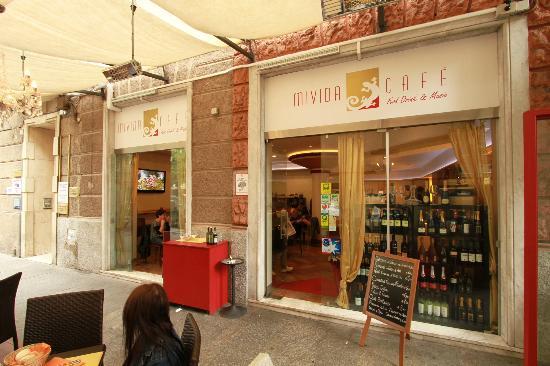 Mivida Cafe