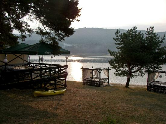 Spa Hotel Hebar: View from the grounds
