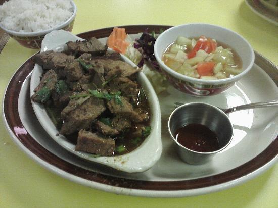 Thai Cafe Hours Jackson Tn