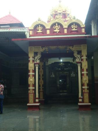 Kateel Shri Durgaparameshwari Temple: The Temple Gate