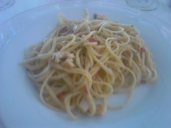 Ristorante Lacche' : Spaghetti ai frutti di mare