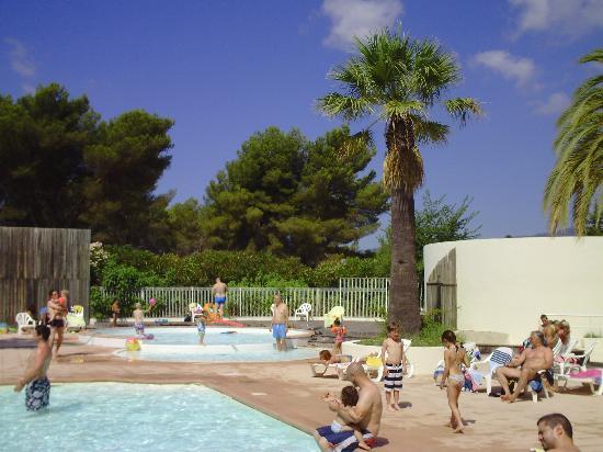 Belambra Clubs - Les Jasmins: piscine