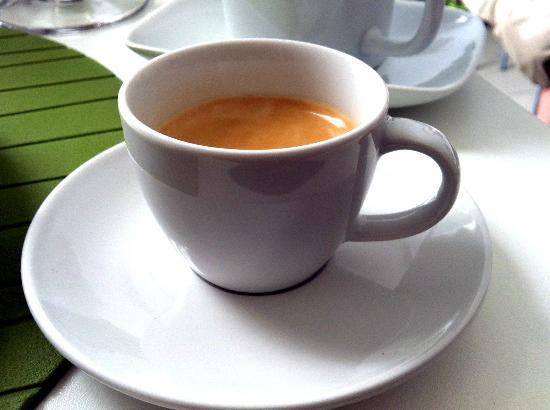 Suite Inn : L'espresso del B&B...