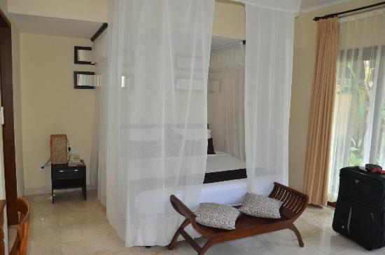 The Buah Bali Villas: Tastefully furnished