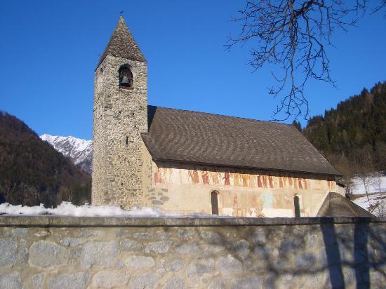 Pinzolo, Italy: Chiesa di San Vigilio