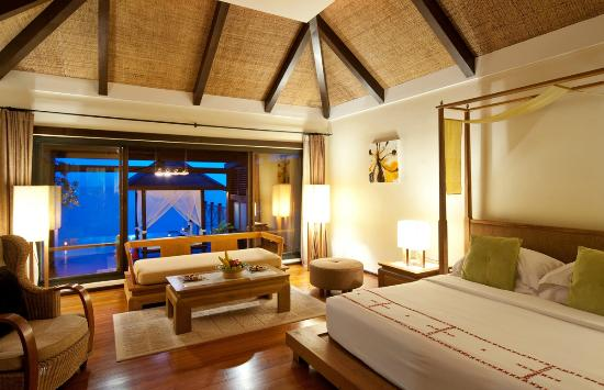 The Tongsai Bay: Seafront Pool Villa bedroom