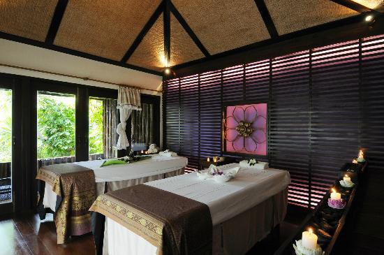 The Tongsai Bay: Prana Spa treatment room