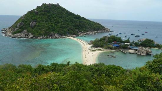 Grand Sea Discovery : Koh Nang Yuan - Viewpoint