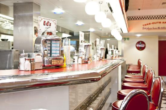 Ed's Easy Diner - Bluewater