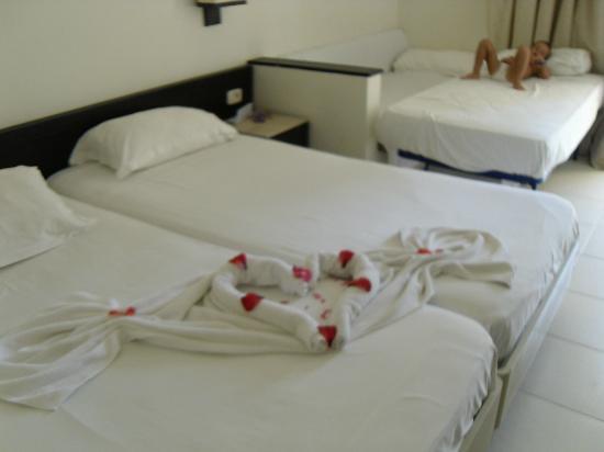 Djerba Mare: decorazioni in camera