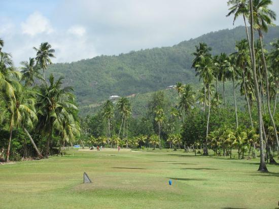 Seychelles Golf Club : Golf field