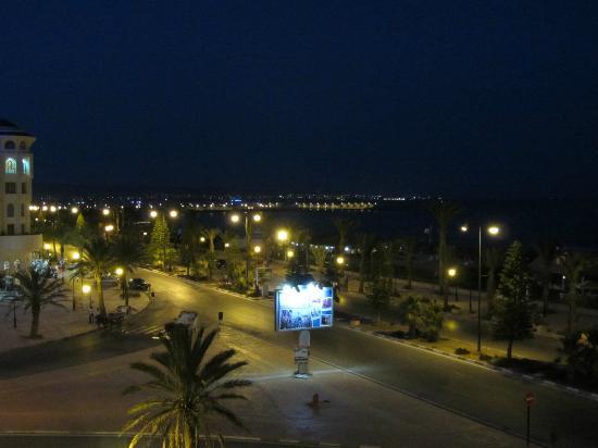 Saphir Palace & Spa: Blick vom Zimmer