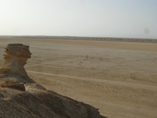 Shabikah, ตูนิเซีย: Sahara view