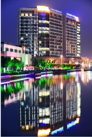 Vienna Hotel Suzhou University Town