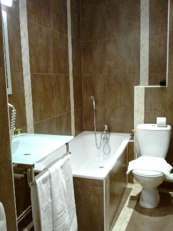 Hotel St-Martin : Bagno