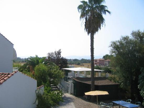 Malemi Organic Hotel: View from my terrace