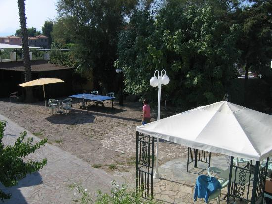 Malemi Organic Hotel: Dining