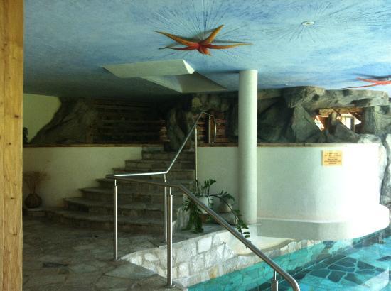Hotel Gran Ancei: Idromassaggi