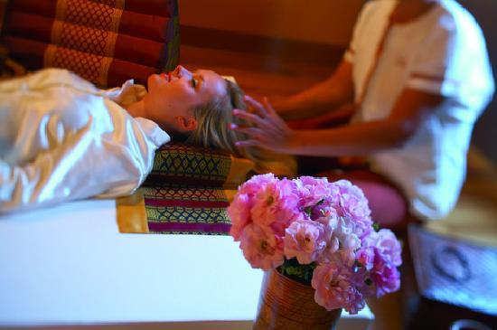 Thai Si Royal Thai Spa & Hotel: SPA
