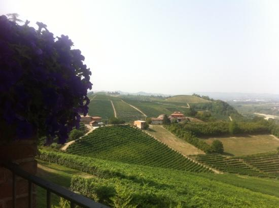 Casa Boffa Camere: view from the terrace