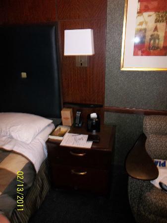Club Quarters Hotel in Boston: Camera 