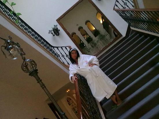Caldes de Malavella, Spanien: dentro del hotel