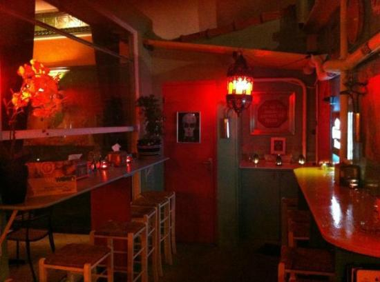 La Esquina : Outdoor bar area